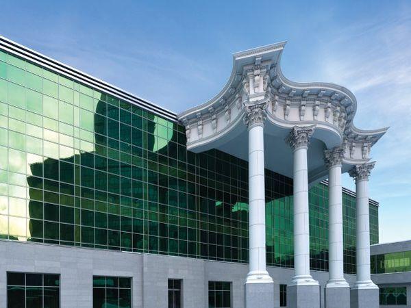 Бизнес-центры на Комсомольской