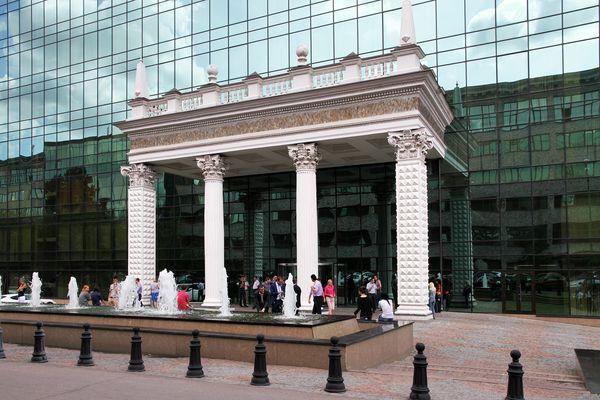 Бизнес-центры на Кунцевской