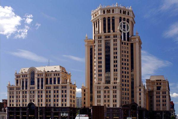 Бизнес-центры на Павелецкой