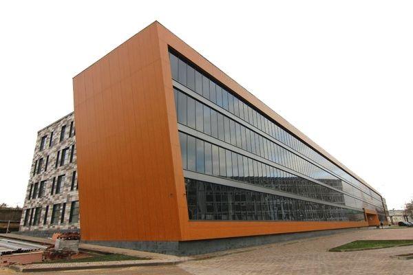 Бизнес-центры на Тульской