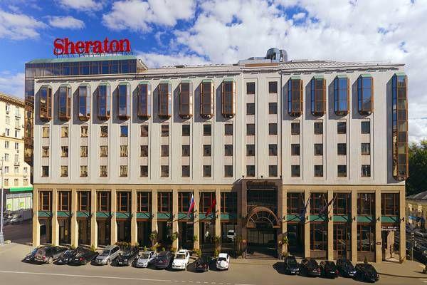 Гуцериевы купили Sheraton Palace на Тверской-Ямской за $100 млн