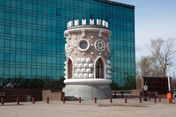 Бизнес-центры на Верейской улице