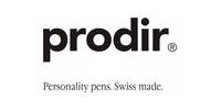 Prodir - письменные принадлежности из Швейцарии